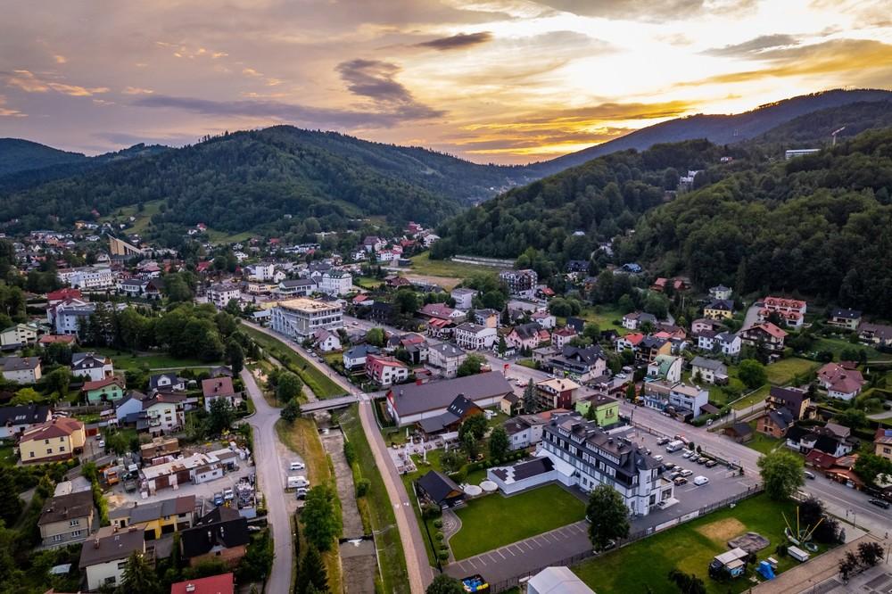 Romantyczny wieczór   Hotel Alpin